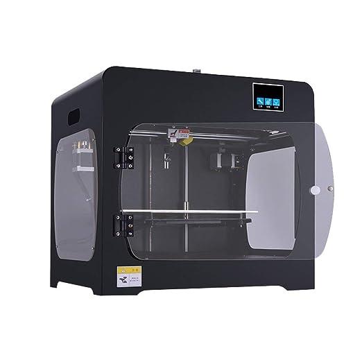 ZHQEUR Pluma de impresión 3D HS-322D01 Extrusora Simple o Doble ...