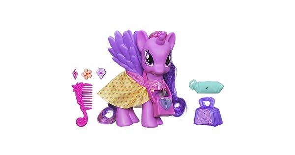 Amazon.com: My Little Pony Moda Estilo Princesa Twilight ...