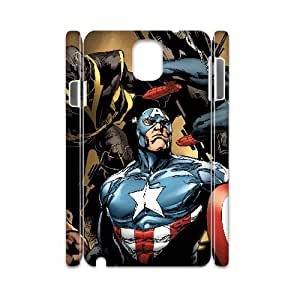 WJHSSB Diy case Avengers Marvel customized Hard Plastic case For samsung galaxy note 3 N9000