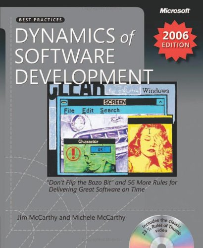 Dynamics of Software Development (Pro-Best Practices)