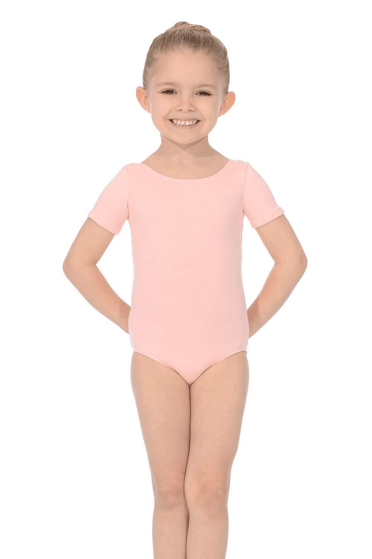 Roch Valley Prim kurz/ärmeliges Ballett Trikot aus Baumwolle