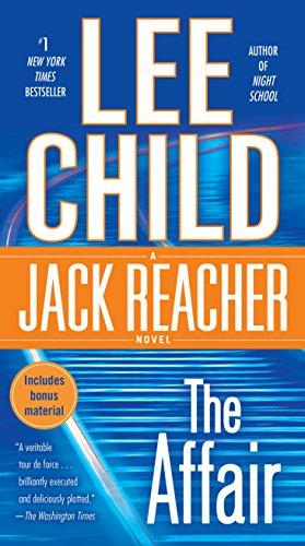 Amazon the affair a jack reacher novel ebook lee child the affair a jack reacher novel by child lee fandeluxe Images
