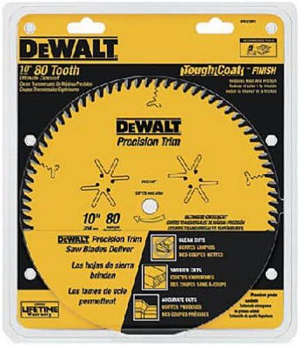 DEWALT 10-Inch Miter saw blade