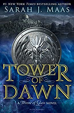 tower of dawn by sarah j mass book review