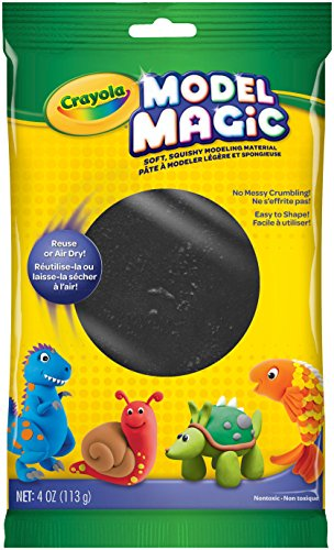 Crayola Model Magic, Modeling Clay Alternative, Craft, 4 Ounce]()