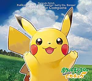 Nintendo Switch Pokemon Lets Go! Pikachu.Lets Go! Eevee Super MusicCo: Game Music: Amazon.es: Música