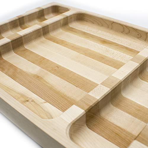 ry Hardwood Cutting Board Made In The USA (16x12 Cheese Board) (Hardwood Hard Maple)