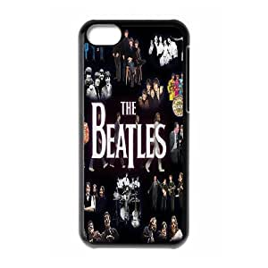 Pop rock band-The Beatles series,the beatles with flag protective case cover For Iphone 5c LHSB9691719