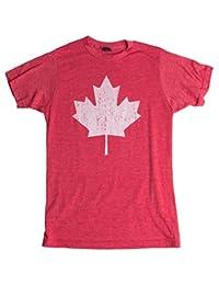 Canada Pride | Vintage Style, Retro-Feel Canadian Maple Leaf Unisex T-shirt
