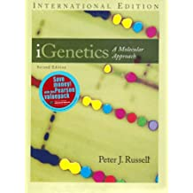 Igenetics: WITH Biology (International Edition) AND 2 CD-ROMs AND Cards: A Molecular Approach