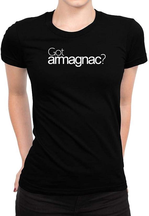 Idakoos Got Armagnac? Bold Women T-Shirt