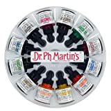 Dr. Ph. Martin's Hydrus Fine Art Watercolor Bottles, 1.0 oz, Set of 12