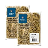 Business Source Size 33 Rubber Bands (15743) (2 Pack)