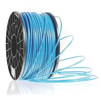 Kaiser Tech filamento para impresora 3d 1 kg PLA 3,00 mm azul ...