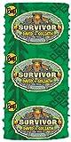 Buff CBS Survivor Headwear-Season 37-David vs
