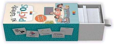 Mi Estuche de Pictos: Más de 400 imágenes con pictogramas: Geu, Geu: Amazon.es: Juguetes y juegos