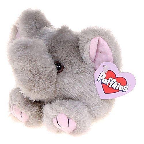 Puffkins ~ Elly the Grey Elephant