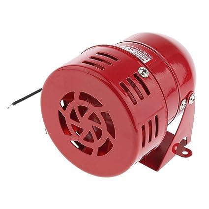 FLAMEER Sonido de Alarma Motor Sirena de Zumbador Productos de Laboratorios Materiales de Ciencia - 220V