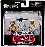 Walking Dead Minimates Wave 5 - Eugene and Zombie