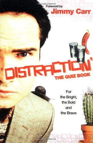 Distraction Quiz Book