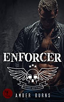 Enforcer: (Boneyard Brotherhood MC Romance Book 2) by [Burns, Amber]