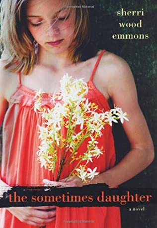 book cover of The Sometimes Daughter