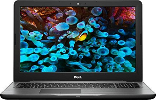 Dell Inspiron 5567 15.6-inch FHD Laptop (6th Gen Core i3-6006U /4GB/1TB/Window 10), Matte Grey Laptops at amazon