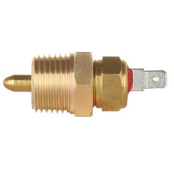 """American V 160 F baja temperatura 1/2 """"ventilador suelo termostato interruptor"""