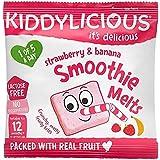 Kiddylicious力可滋  Strawberry和Banana溶豆   6g (16包)