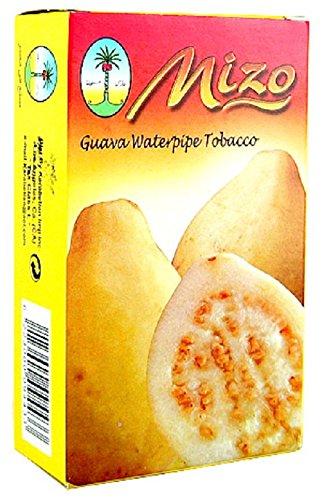Nakhla Mizo Shisha Molasses Premium Flavors 1kg/1000g For Hookah NonTobacco (Guava)