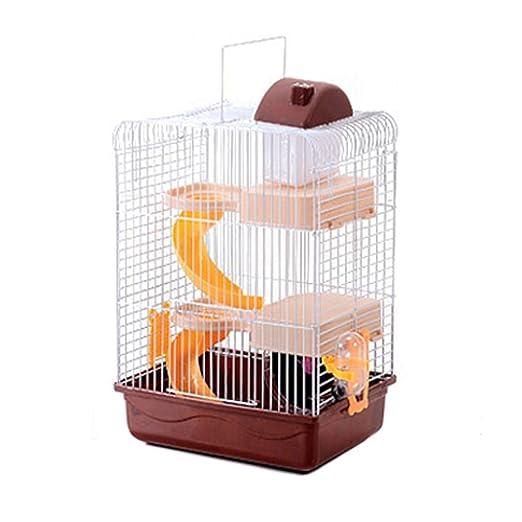 AoYan Hábitat de hámster - Transportador portátil para Animales ...