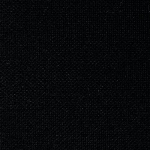 Guilford of Maine Sona Acoustical Fabric, Fire Rated, 60 Inches Wide in Onyx (Wide Onyx)
