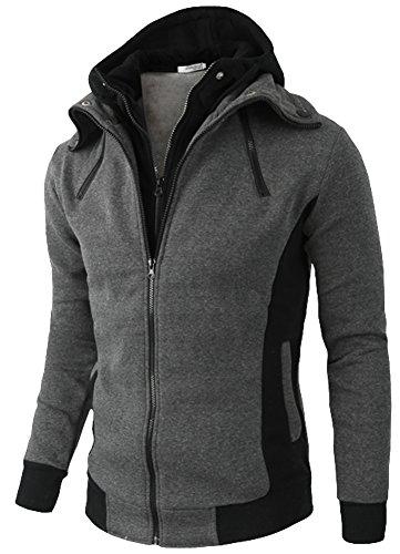 Double Zipper Long Sleeve - 6