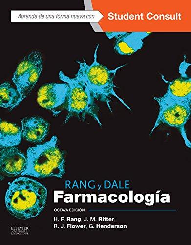 Descargar Libro Rang Y Dale. Farmacología + Studentconsult Humphrey P. Rang