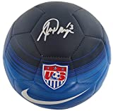 Alex Morgan Signed Authentic Team USA Nike Blue Soccer Ball LOJO