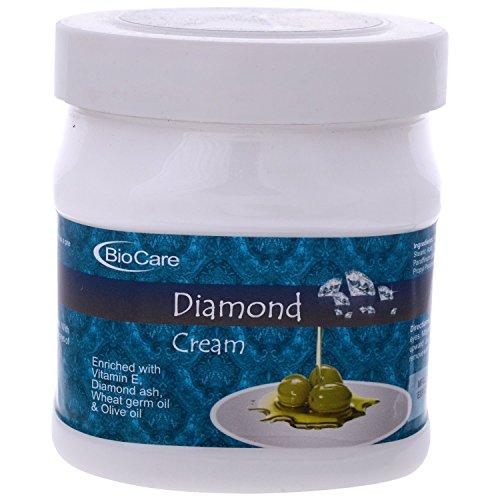 Biocare Diamond Cream Enriched With Vitamin E, Diamond Ash, Wheat germ oil & Olive oil 500ml by biocare
