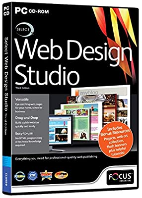 Select Web Design Studio 3rd Edition (PC CD)