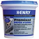 HENRY, WW COMPANY 12064 Pre-Mixed Floor Patch, 1 gallon