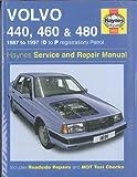 Volvo 440, 460 and 480 Owners Workshop Manual (Service & repair manuals)