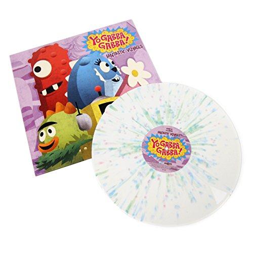 (Yo Gabba Gabba: Fantastic Voyages (Colored Vinyl) Vinyl LP - TTL Exclusive)