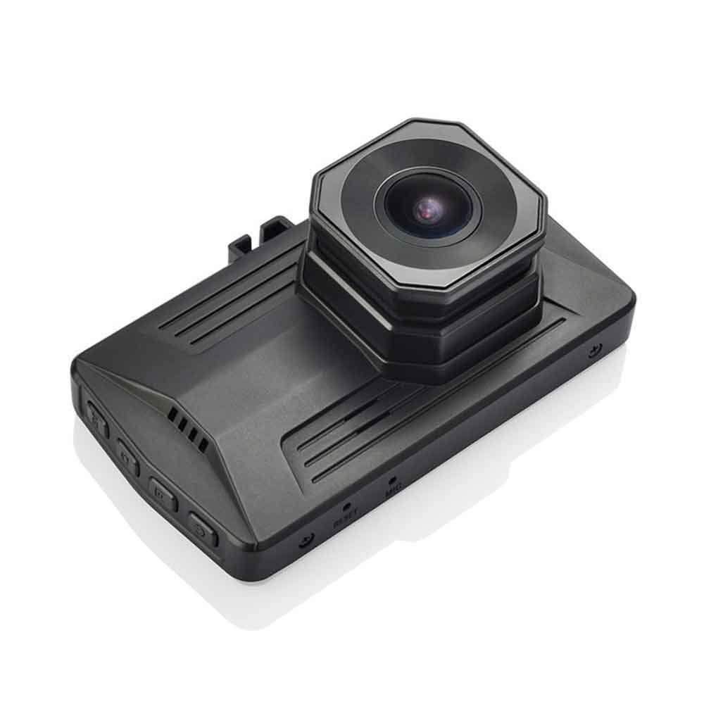 Elettronica per auto LJ2 Registratore di Guida registratore Automatico di Macchina Fotografica della videocamera di Dvr dellautomobile di HD 1080 a 3 Pollici Pieno 140 registratore grandangolare della Lente Sistemi video