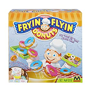 Maya Games - Fryin' Flyin Donuts - Family Game