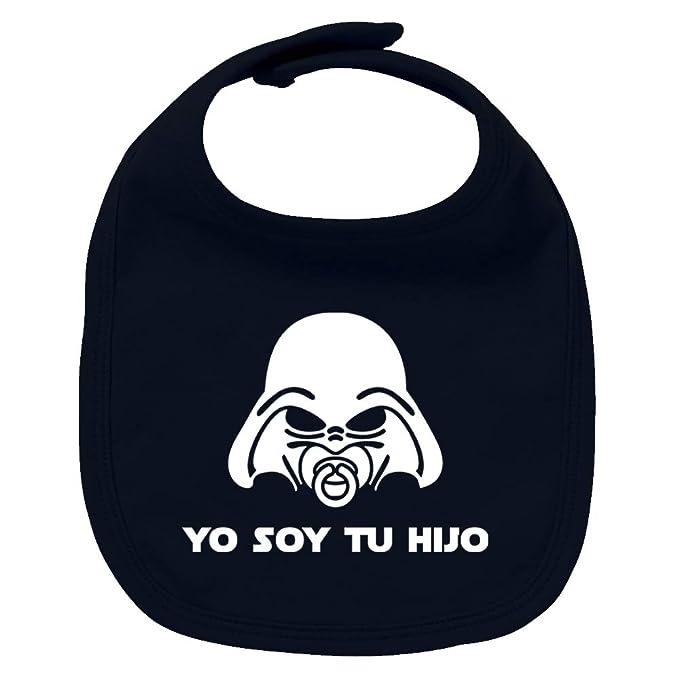 Babero de bebé Yo soy tu hijo (Yo soy tu padre - Darth Vader ...