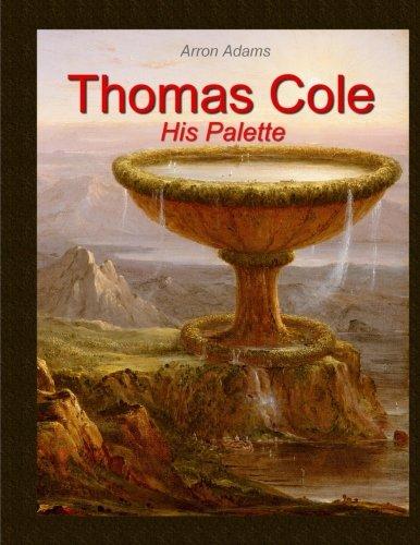 Thomas Cole: His Palette (Thomas Cole Oil)