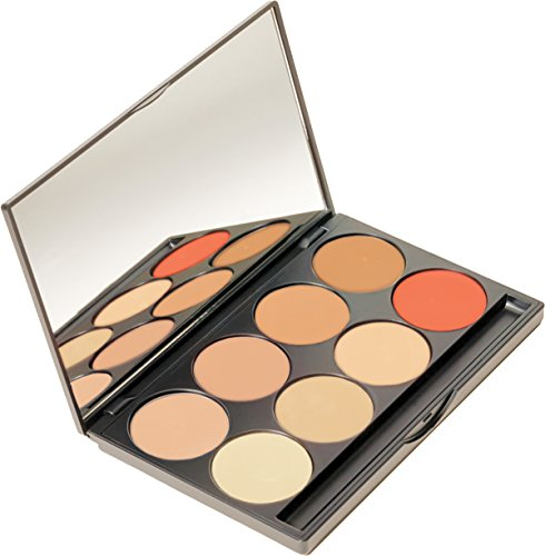 MUD Pro Corrector Palette 28g by MUD - Makeup Designory