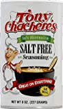 Tony Chachere's Salt Free Creole Seasoning - 8 oz