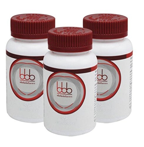 Jeunesse BBB Food supplement for Weight Loss 3 Bottles / Set, 30 Capsules / Bottle