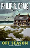 Off Season (A Martha's Vineyard Mystery)