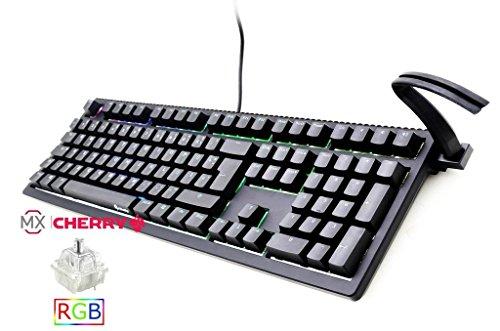 Ducky Shine 6 RGB Mechanical Keyboard (Silver Cherry MX) (Shine Cherry)