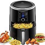 Habor Air Fryer, 5.8QT Air Fryer Xl Oven, Oilless Deep Fryer Cooker